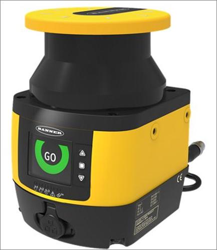 SX系列 安全雷射掃描器 Image