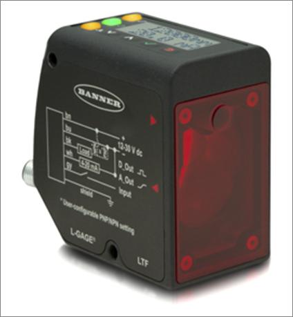 LTF系列 長距離雷射位移感測器 Image