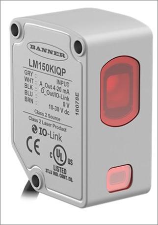 LM系列 高精度雷射量測感測器 Image